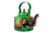 Hand painted kettle K7