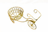 Metal cycle with conical basket for Fruits and Vegetables. CL55