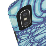 "Alex Lanau ""Tiki Heads"" Case Mate Tough Phone Cases"