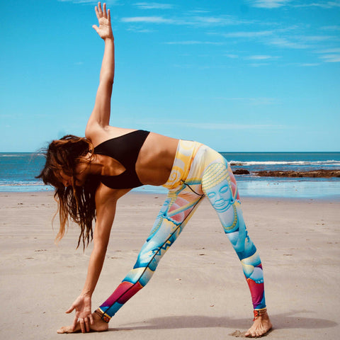 """Activation"" Yoga Leggings"