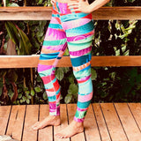 """Tha Mashup"" Yoga Leggings"