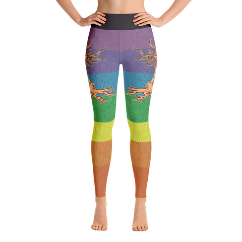"""Mudra 2.0 Yoga Leggings"