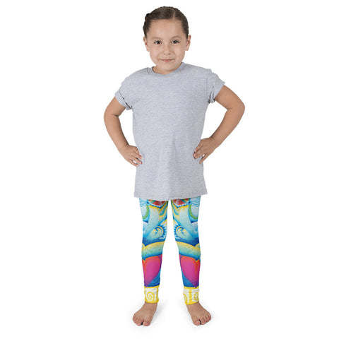 """Activation"" Kid's Leggings"