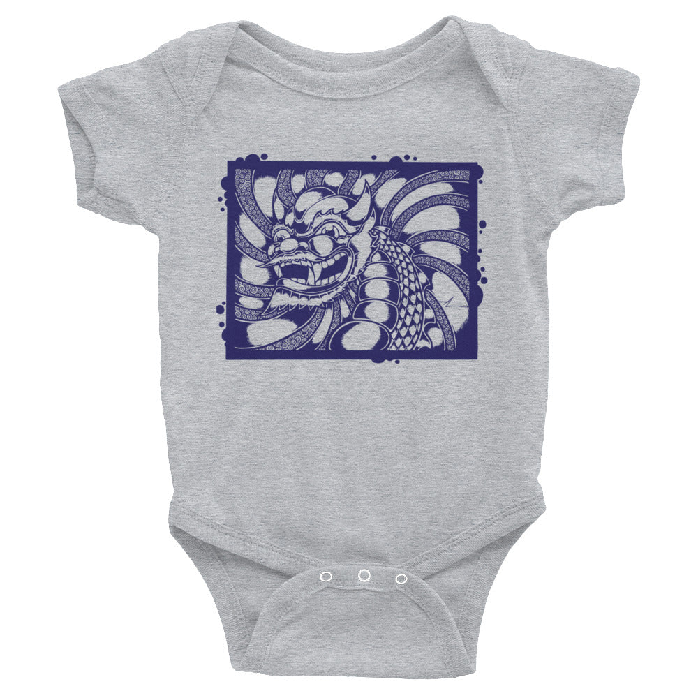 "Alex Lanau ""Year Of The Dragon"" Infant Bodysuit"