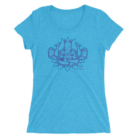 """Bliss"" Ladies' Short Sleeve Tee"