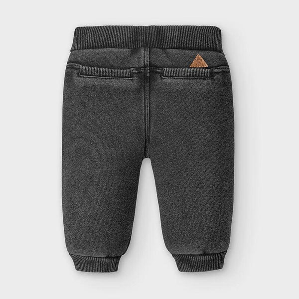 Mayoral Newborn broek black - Petit Bébé