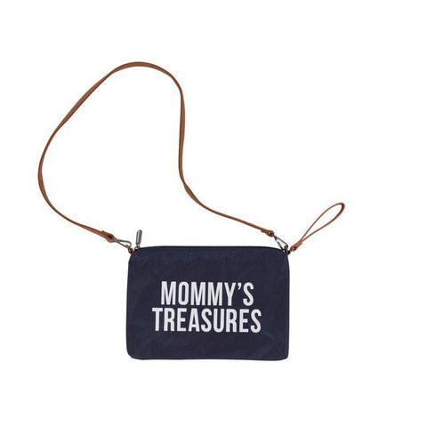 Childhome - Mommy clutch navy - Petit Bébé