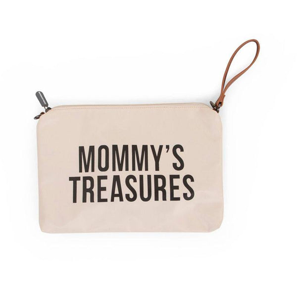 Childhome - Mommy clutch off white - Petit Bébé