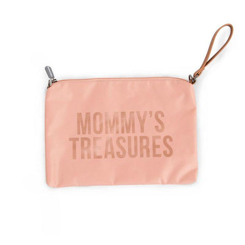 Childhome - Mommy clutch pink - Petit Bébé
