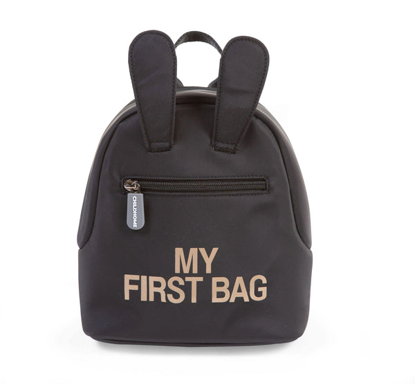 Childhome - My First Bag Kinderrugzak - Zwart
