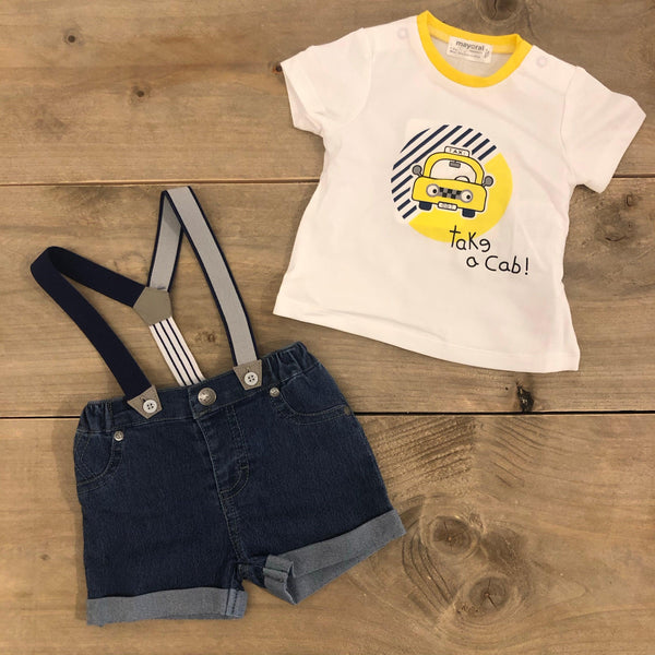 Mayoral Newborn set ananas