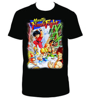 Mighty Final Fight t-shirt