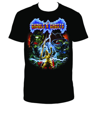 Ghouls'n Ghosts t-shirt