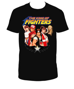 King of Fighters t-shirt
