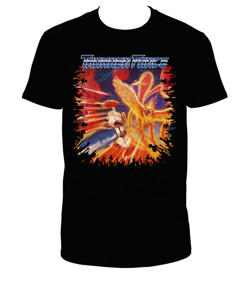 Thunder Force t-shirt