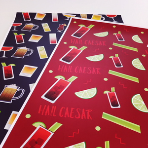 Cruizin' for a Boozin' Wrapping Paper