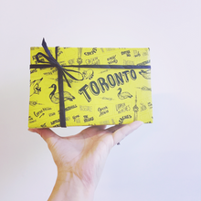Totally Toronto Wrapping Paper