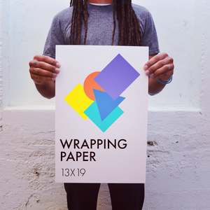 Wrapping Paper (10 piece bundle)