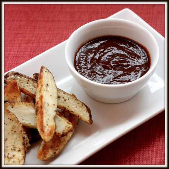 Homemade Ketchup with Balsamic Vinegar