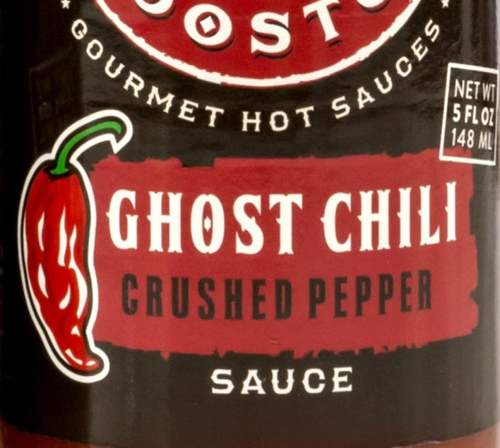 Ghost Chilli Hot Sauce Miami