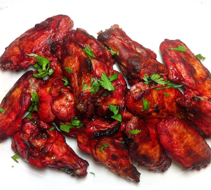 Ghost Chili Tandoori Wings