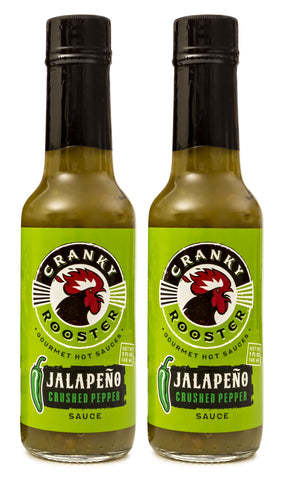 SINGLE FLAVOR (9) BOTTLES: JALAPEÑO HOT SAUCE