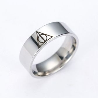 Deathly Hallows Rings - Mistics