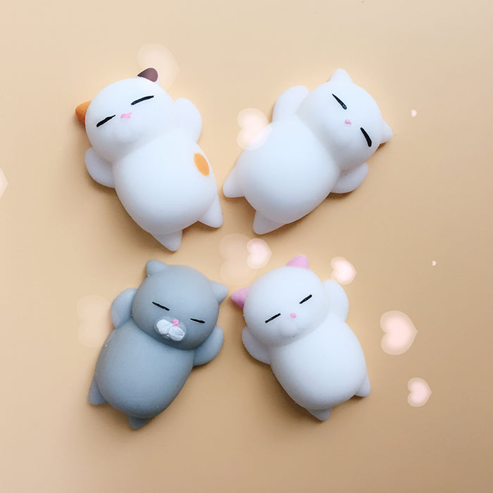 Squishy Cat Stress Reliever - Mistics