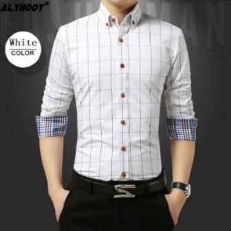 Formal Long Sleeves Shirt - Mistics
