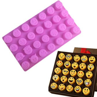 Emoticon Baking Mould - Mistics