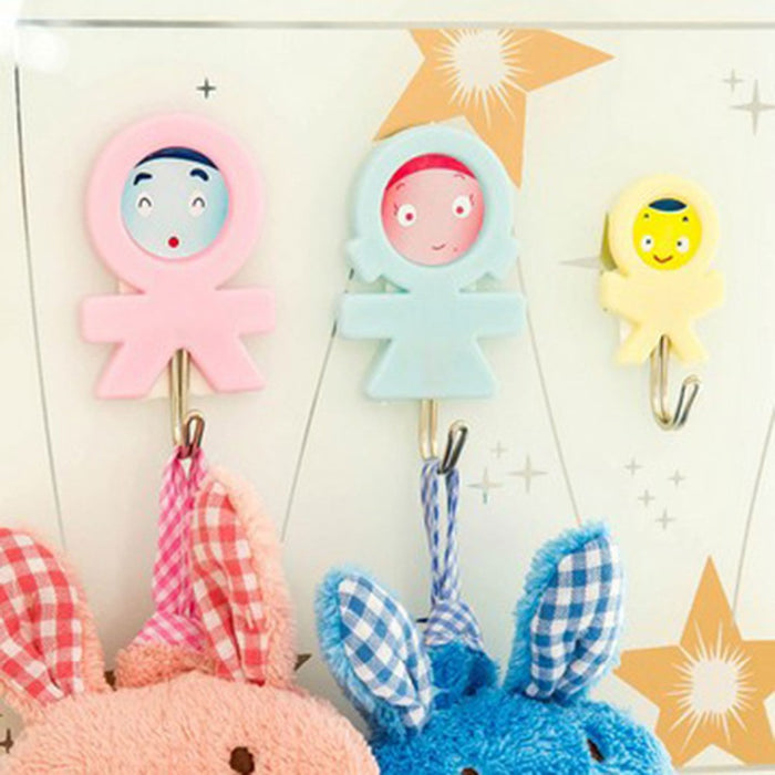 Candy Color Hooks (Set of 3) - Mistics