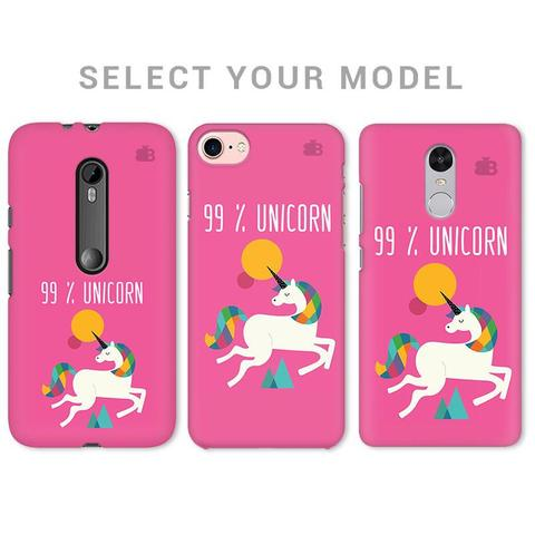 99% UNICORN PHONE COVER - Mistics