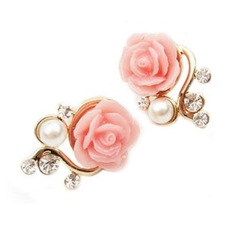 Crystal Vintage Earrings - Mistics
