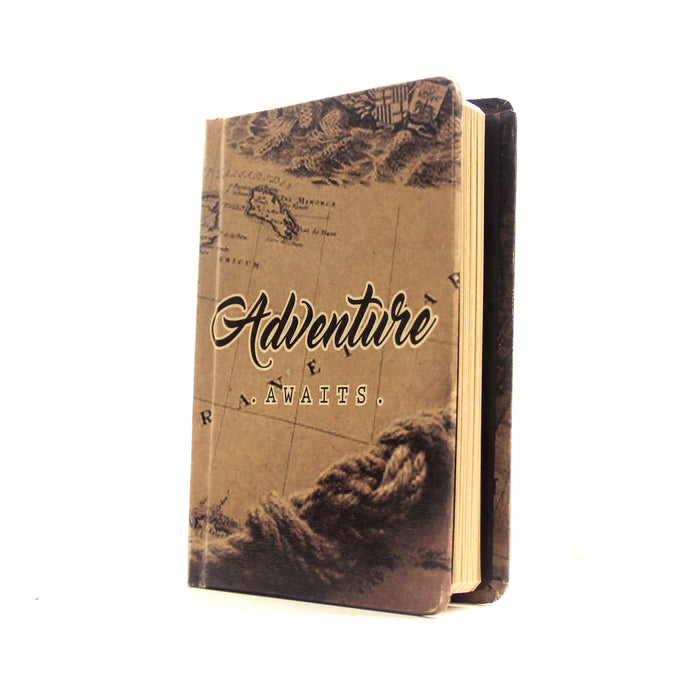ADVENTURE AWAITS - Mistics