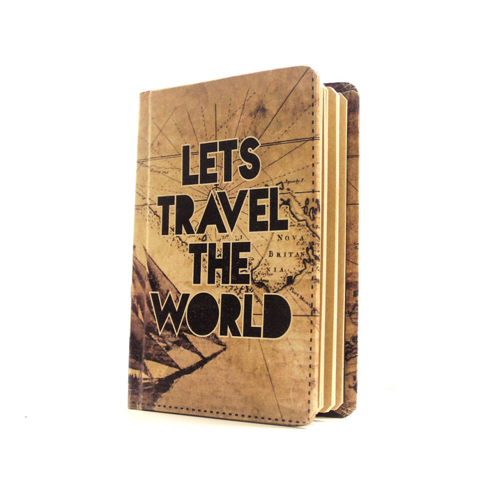 LETS TRAVEL THE WORLD - Mistics