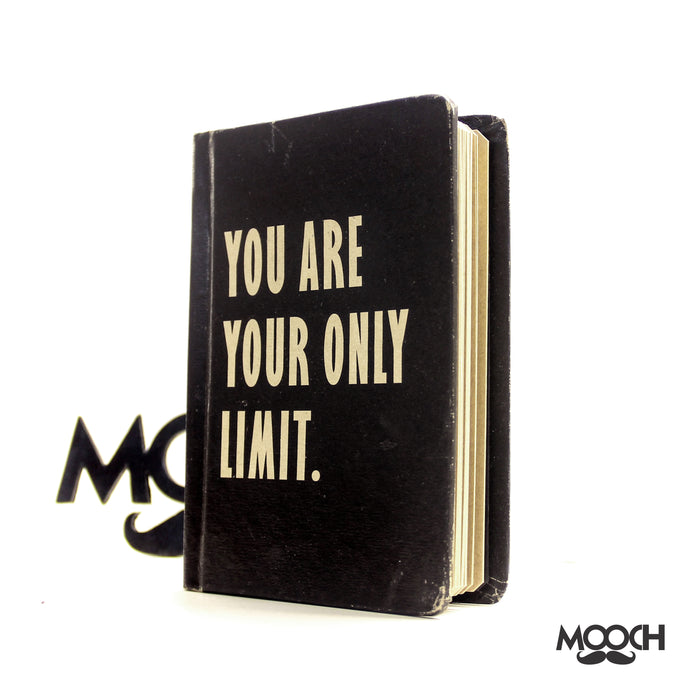 YOU ARE YOUR ONLY LIMIT - Mistics