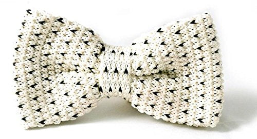Knitted Bow Tie  - Coco Chanel - Mistics