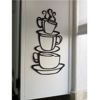 Cappuccino Wall Decal - Mistics
