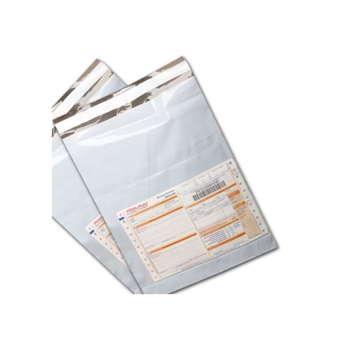 Courier Bags (Without POD Jacket) - 18 * 22 (50 Pcs.) - Mistics