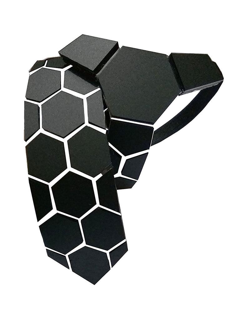Reversible Hex Ties - Coco Chanel - Mistics