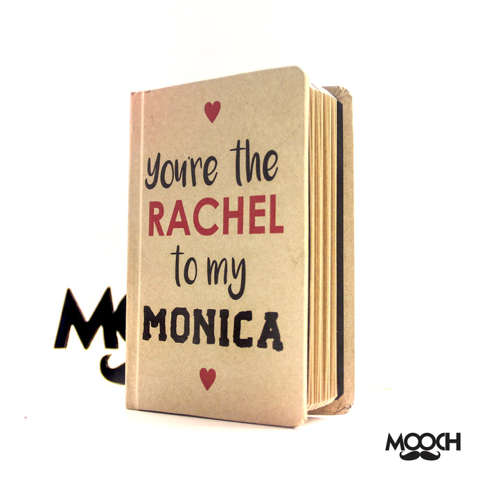RACHEL TO MY MONICA - Mistics