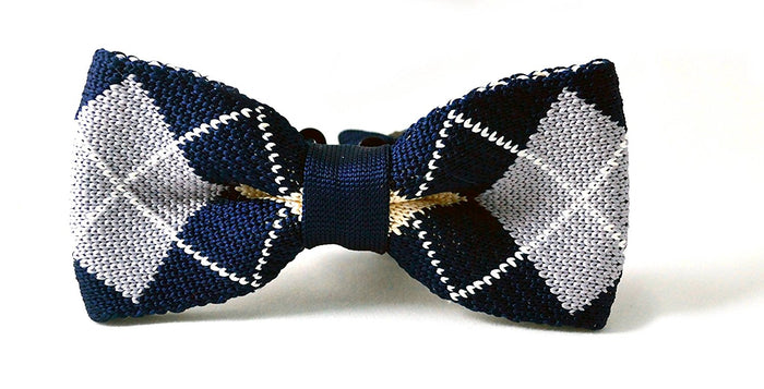 Copy of Knitted Bow Tie  - Coco Chanel - Mistics