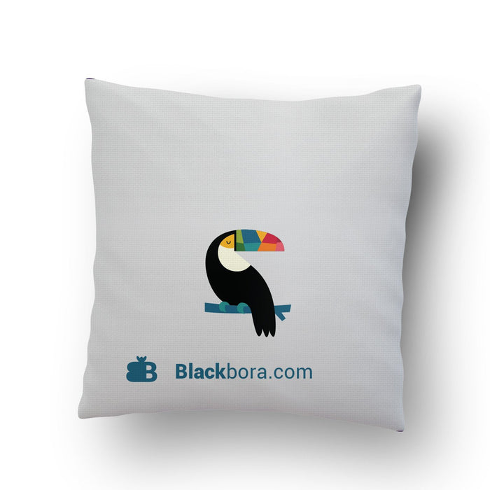 Calm Bird Cushion Cover - Mistics