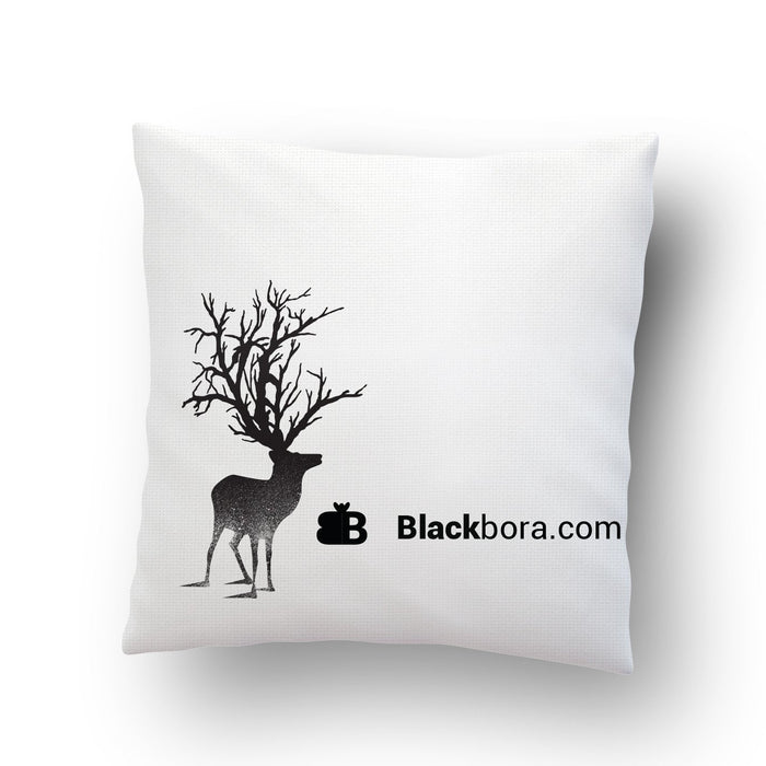 Abstract Deer Cushion Cover - Mistics