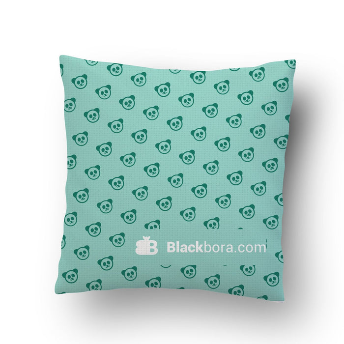 Cute Panda Cushion Cover - Mistics