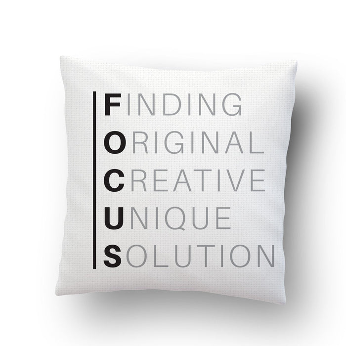 Focus Cushion Cover