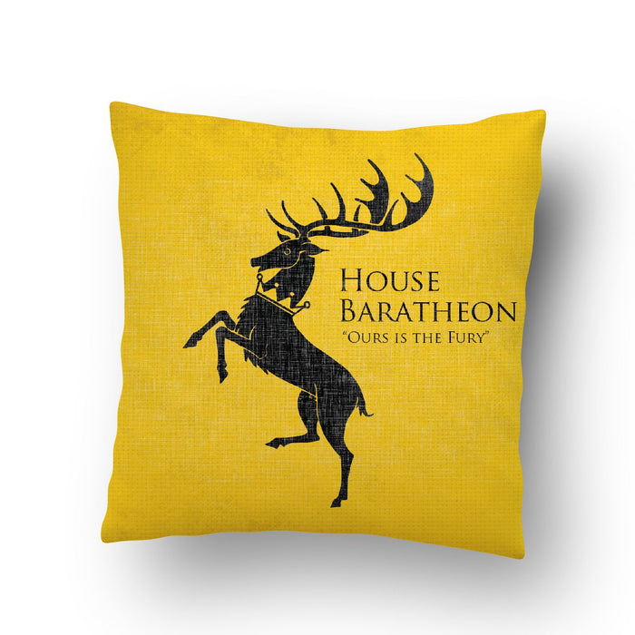 House Barathon Cushion Cover