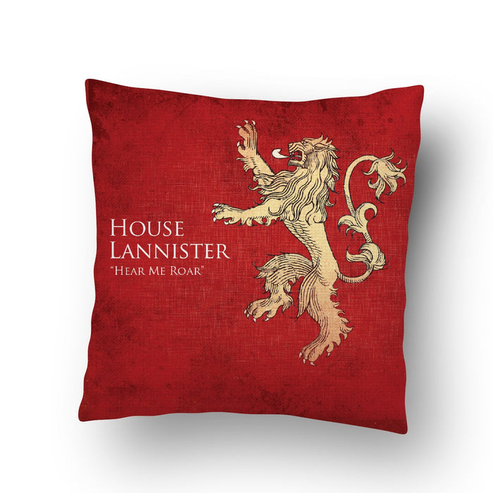 House Lannister Cushion Cover - Mistics