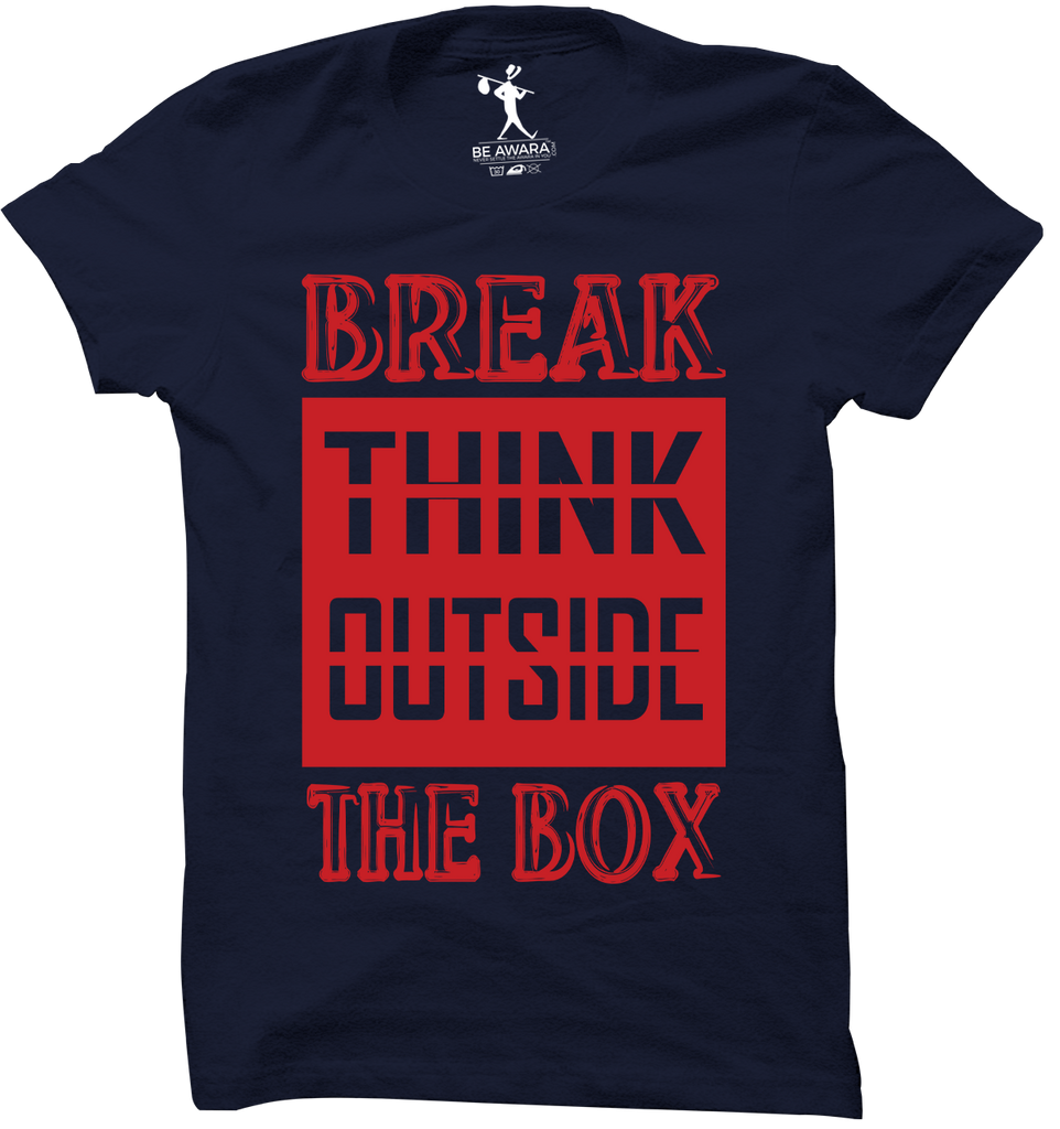 Break The Box T-Shirt - Mistics