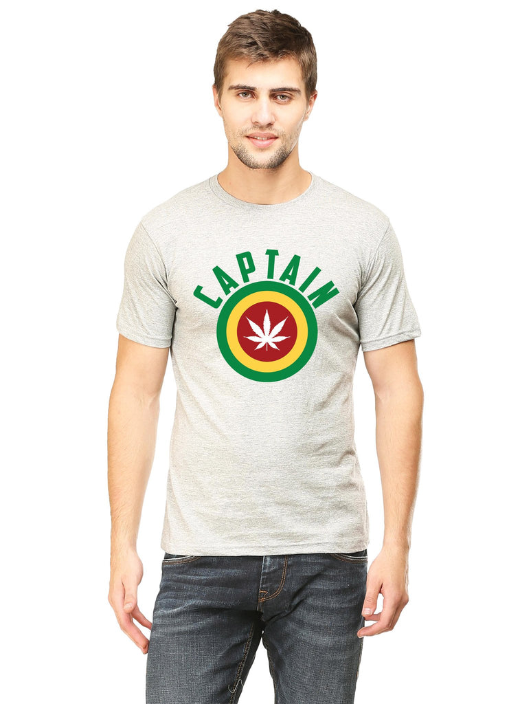 Captain Weed T-Shirt - Mistics